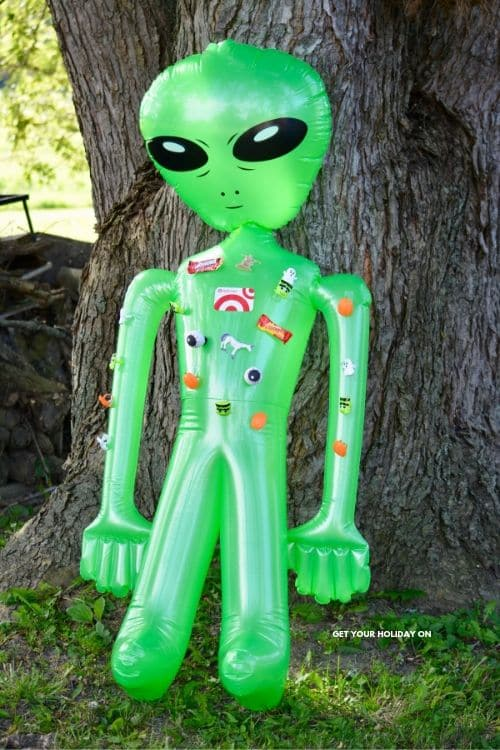 Alien Space party games that are out of this world!