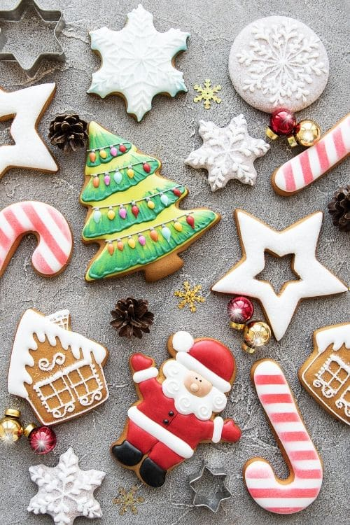 Best Christmas Cookie Recipes to bake for the Holiday Season!