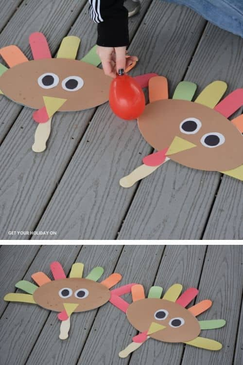 Turkey Crafts Kids Can Turn into Games
