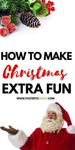 Learn how to make Christmas extra fun this holiday season with traditions, crafts, holiday food and decor, and more! #foodie #santa #traditions #family