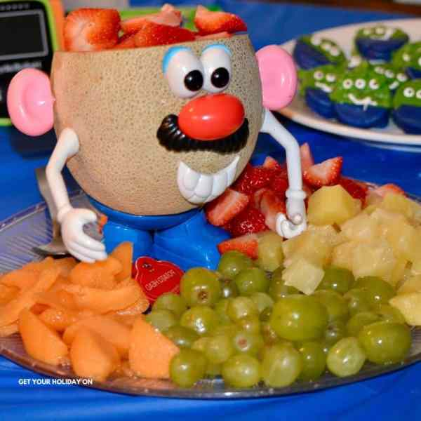 Toy Story themed food ideas