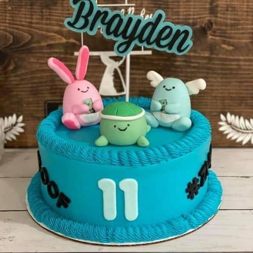 boy cake idea
