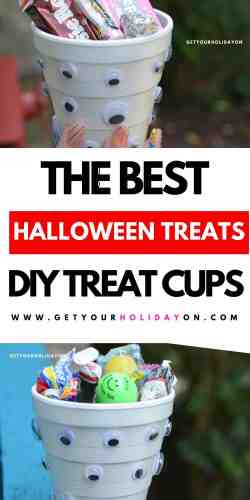 the best treats to pass out for halloween to kids for a party or trick or treat.