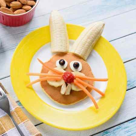 Easter Themed food ideas that are easy to make and fun for kids and adults.