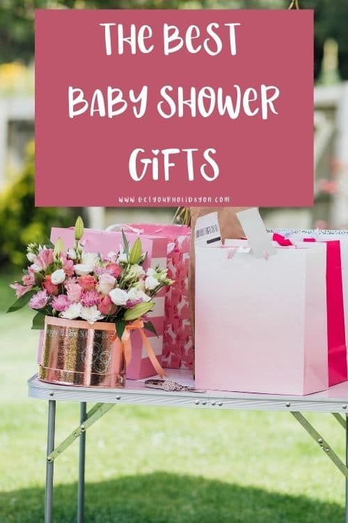 The best baby shower gifts with recommendations that I suggest for new moms.