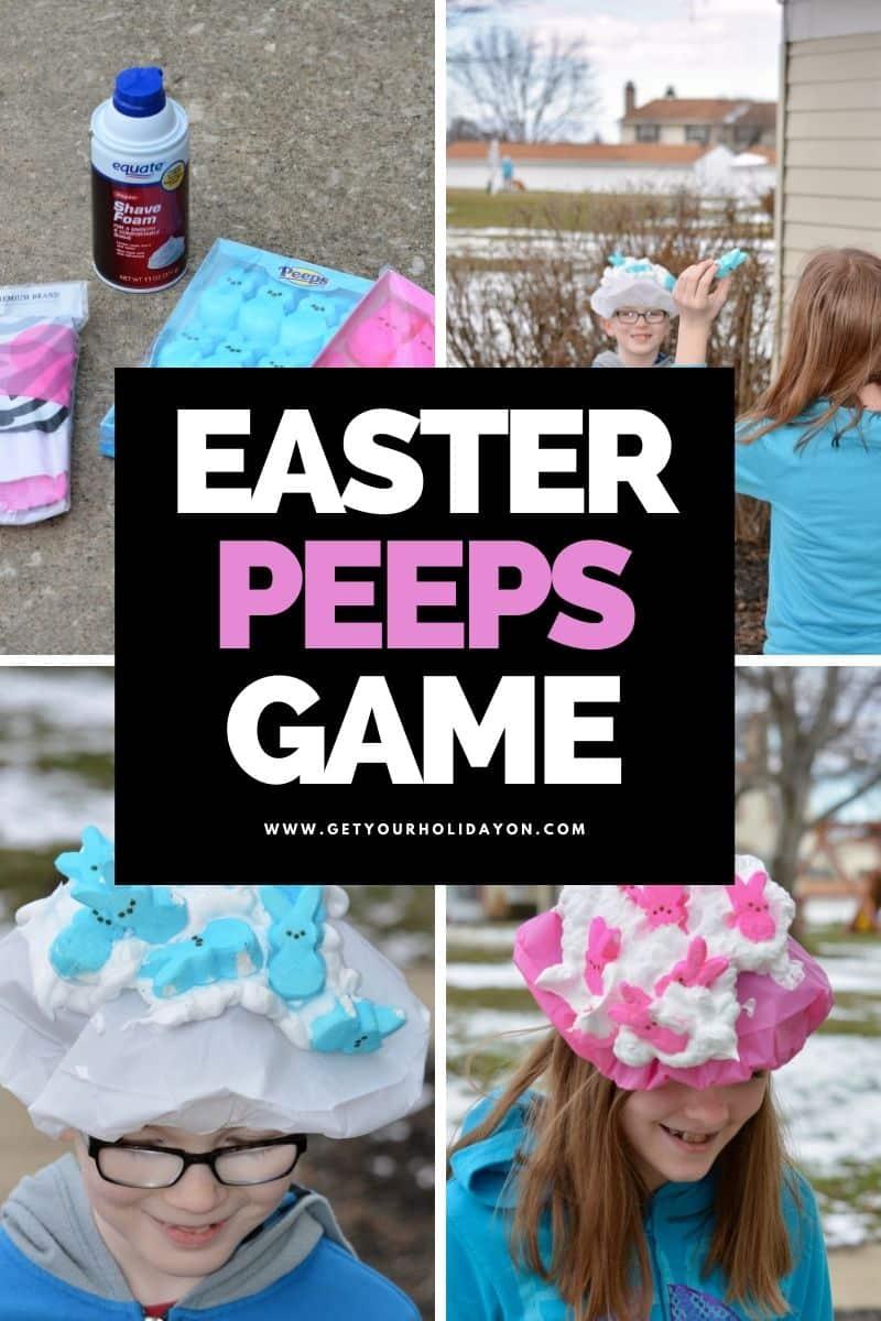 Peeps Easter Game