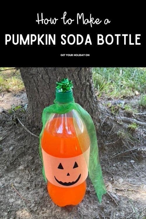 Soda bottle pumpkins have never been this crafty!