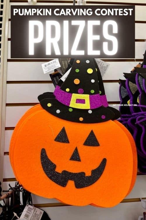 pumpkin carving contest prizes