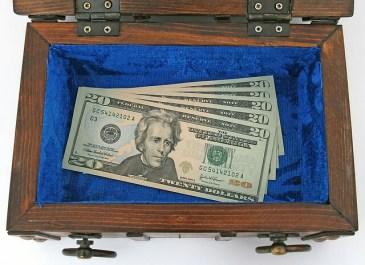 the lottery box