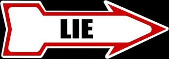 A Lie is an Act of Violence
