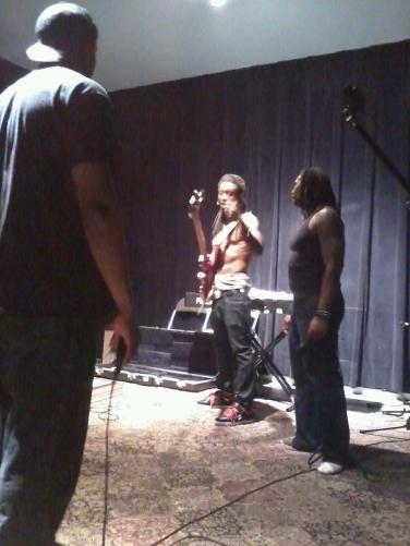 Apollo Twilight Hash & Dammian Moore (Rehearsal)