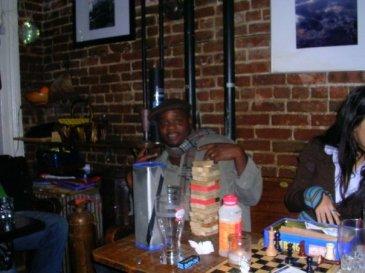 Derrick Freeman In NYC