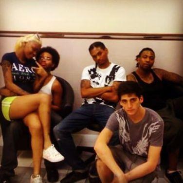 BK Inkspot II Crew