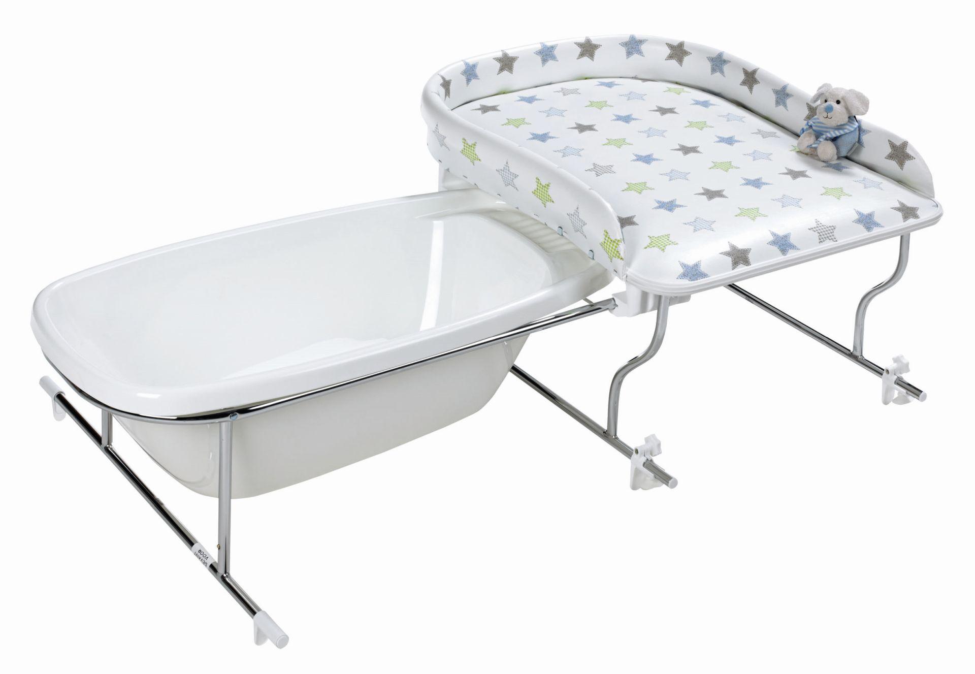 Badewannenaufsatz Baby Wickeltisch