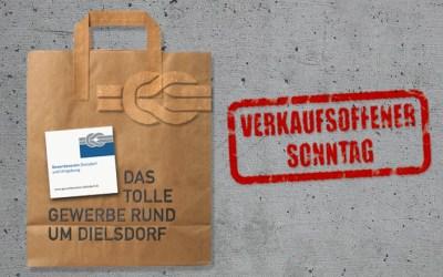 29. September 2019: Verkaufsoffener Sonntag!