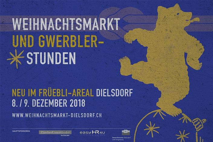 Kommendes Wochenende (8./.9.12.) ist Weihnachtsmarkt!