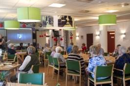 Bingo-karaoke in de Gravenhorst