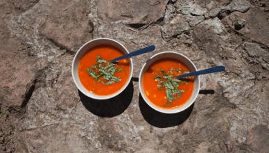 Paprika-Tomaat
