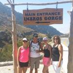 Kreta 7/11: De Imbros kloof