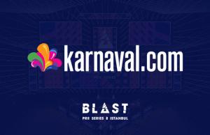 BLAST Pro Series İstanbul'un Medya Partneri Karnaval Oldu