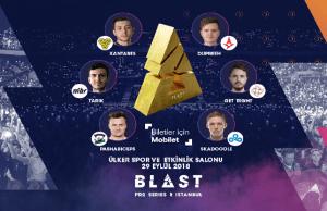 BLAST Pro Series Red Bull İle Kanatlanıyor