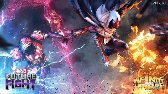 MARVEL Future Fight Yeni Kahramanlarıyla Geliyor