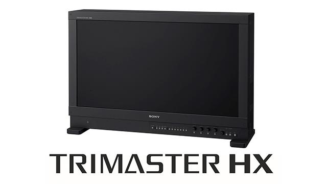 Sony'den Yepyeni Bir Monitör Markası: TRIMASTER HX