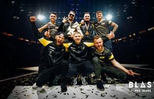 BLAST Pro Series Copenhagen 2018 Şampiyonu Natus Vincere Oldu