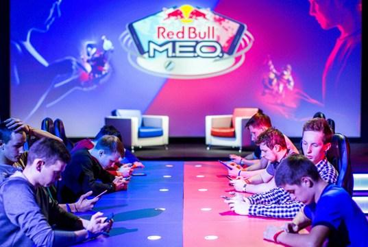 Red Bull M.E.O. Dünya Finali Almanya'da
