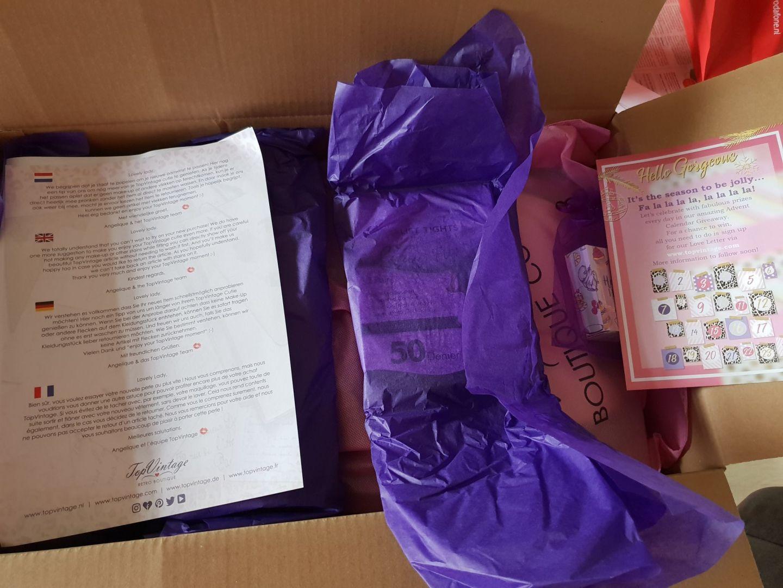 paket van Topvintage