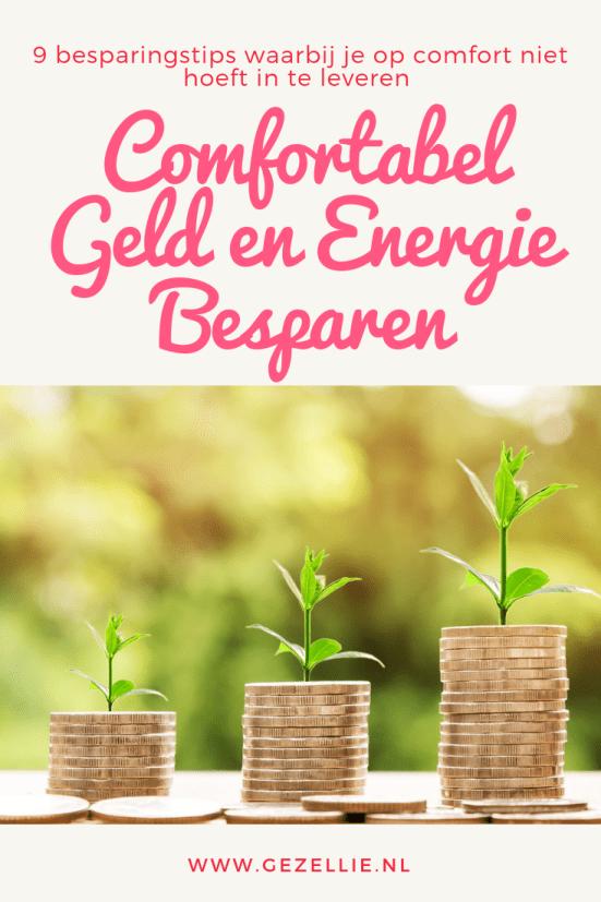 Comfortabel Geld en Energie besparen Gezellie.nl