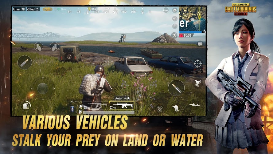 PUBG Mobile On PC With Bluestacks Ekran Grnts Gezginler