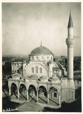 Şişli Camii Erken Cumhuriyet Döneminde Bir Osmanlı Yapısı