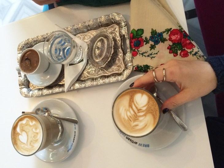 Brew Coffee Works, Eminönü - İstanbul'un en güzel kahve mekanları