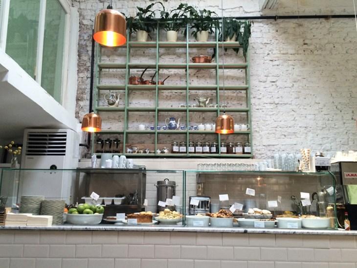 Dandin Bakery, Karaköy - İstanbul'un en güzel kahve mekanları