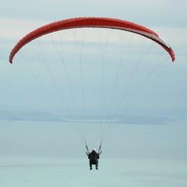Uçmakdere Yamaç Paraşütü Deneyimi