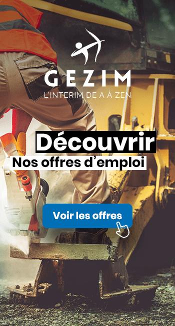 Découvrir les offres emploi gezim