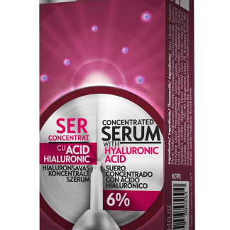 Gerovital Evolution Concentrated Serum met Hyaluronzuur