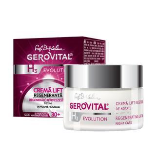 Regenererende lifting nachtcrème Gerovital