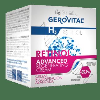 Gerovital Geavanceerde regenererende crème H3 Retinol