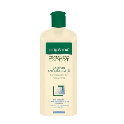 anti dandruff shampoo gerovital
