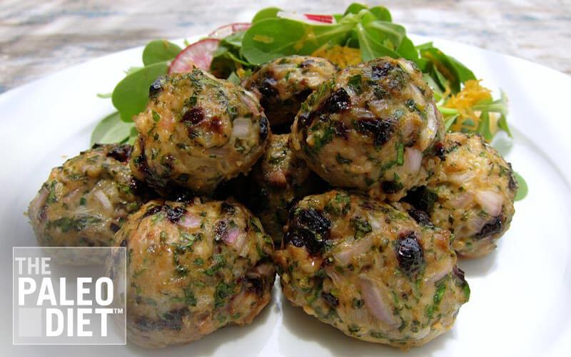 Kalkoen gehaktballetjes recept