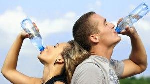 is veel water drinken gezond