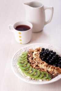 Ontbijt als rustmomentje