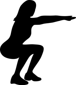 squat oefeningen