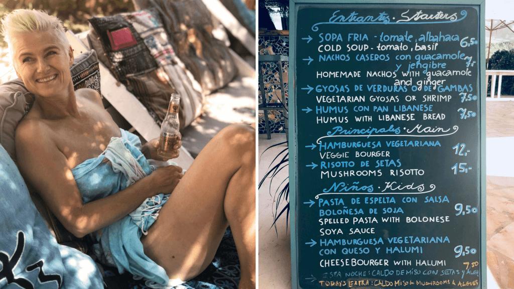 L'Amorigen, gezond en lekker eten op Ibiza!
