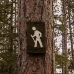 moderne wandelstokken