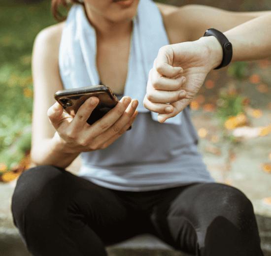 afvallen fitness trackers