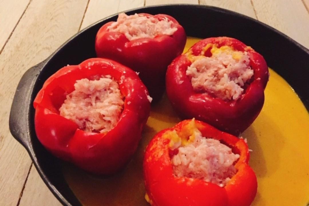 paprika madras gezonde drukte