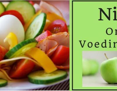 Nieuw online voedingsadvies